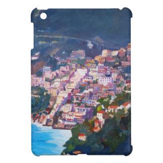 Magic Coastline and Scenery in Amalfi, Italia Case For The iPad Mini