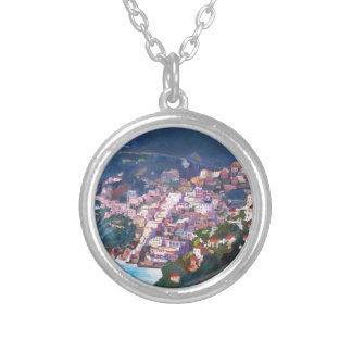 Magic Coastline and Scenery in Amalfi, Italia Custom Jewelry