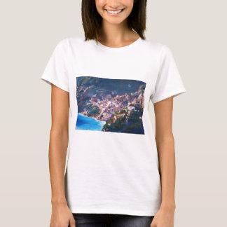 Magic Coastline and Scenery in Amalfi, Italia T-Shirt