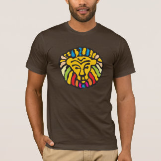 Magic color lion T-Shirt