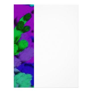 magic colors 02 personalized letterhead