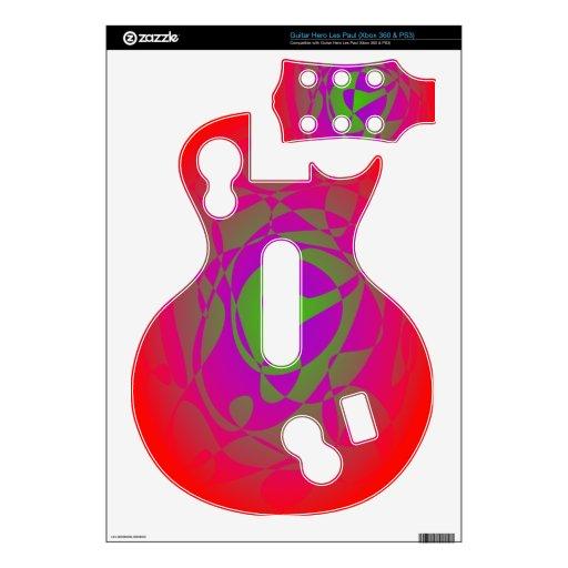 Magic Colors Skins For Guitar Hero