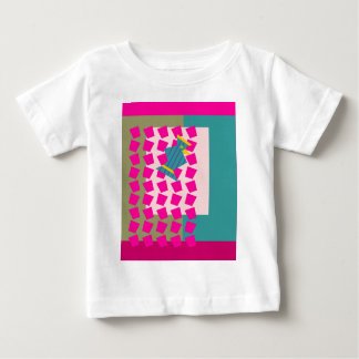 Magic Curtain Bird Baby T-Shirt