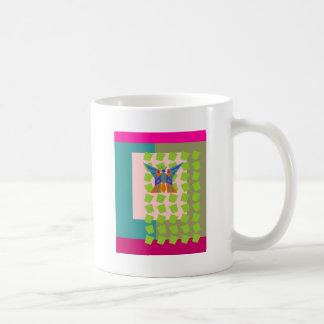 Magic Curtain Butterfly Mug