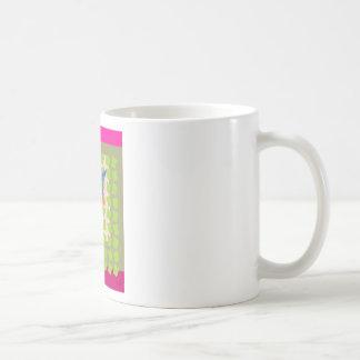 Magic Curtain Butterfly Coffee Mug