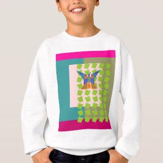 Magic Curtain Butterfly Sweatshirt