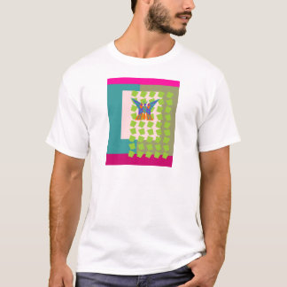 Magic Curtain Butterfly T-Shirt