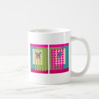 Magic Curtain Coffee Mug