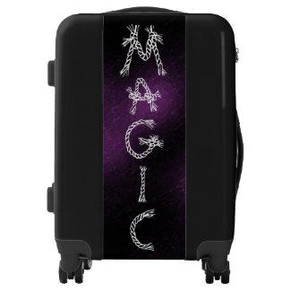 Goth Style Fun Luggage