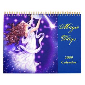 Magic Days  2009 Calendar