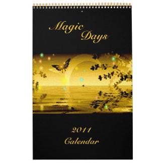 Magic Days  2011 Calendar