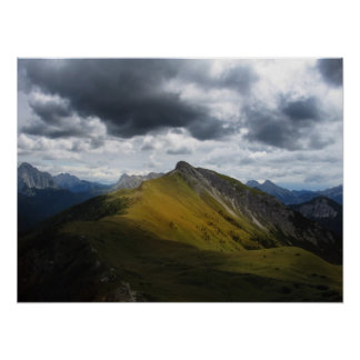 magic Dolomites Print