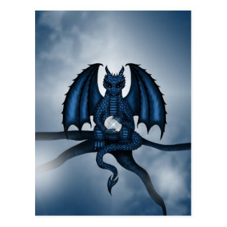 Magic Dragon Postcard