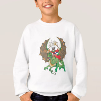 magic dragon sorcerer sweatshirt
