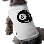 Magic Eight Ball Doggie Tshirt
