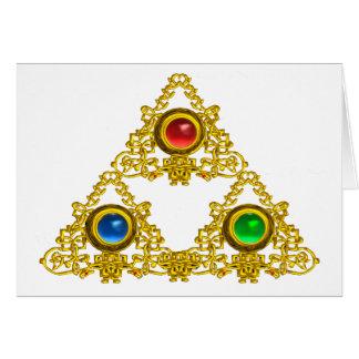 MAGIC ELFIC TALISMAN CARD