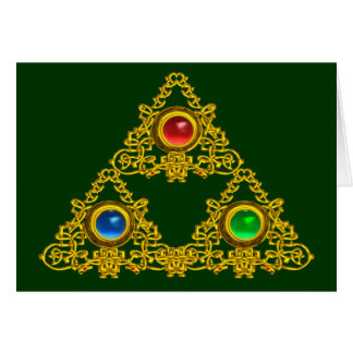 MAGIC ELFIC TALISMAN GREETING CARD