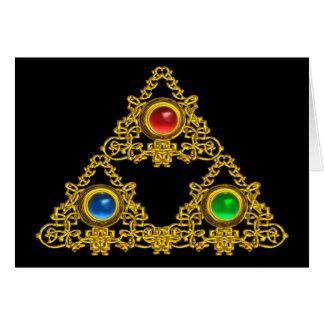 MAGIC ELFIC TALISMAN GREETING CARDS