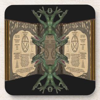 Magic Emerging Reflection Beverage Coaster
