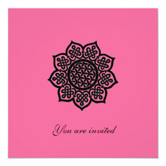 MAGIC EVENT pink Card