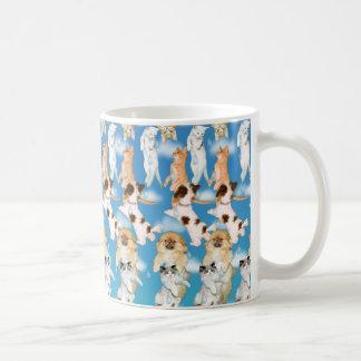 "Magic Eye® 3D ""It's Raining Cats and Dogs"" Mug"