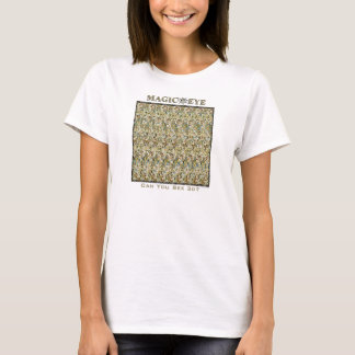 "Magic Eye® 3D ""Mirage"" T-Shirt"