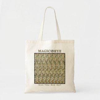 """Magic Eye® 3D """"Mirage"""" Tote Bag"""