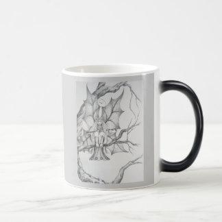 MAGIC FAIRIES MORPHING COFFEE COCOA MUG