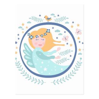 Magic Fairy Fairy Tale Character Postcard