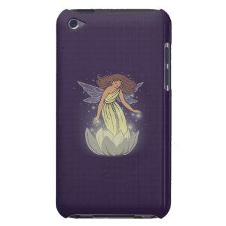 Magic Fairy White Flower Glow Fantasy Art Case-Mate iPod Touch Case
