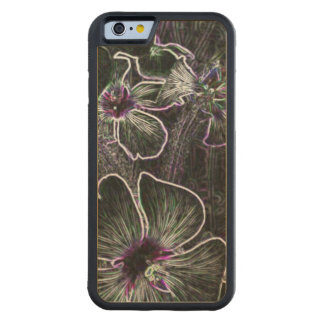 Magic Flower Carved® Maple iPhone 6 Bumper Case