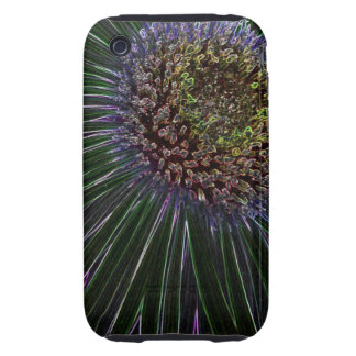 Magic Flower iPhone 3 Tough Covers