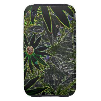 Magic Flower iPhone 3 Tough Cover
