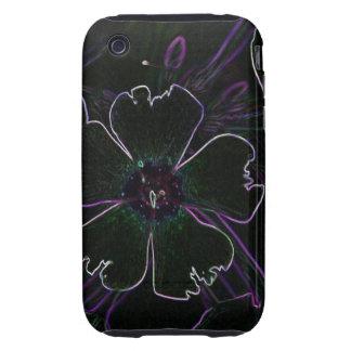 Magic Flower Tough iPhone 3 Cases