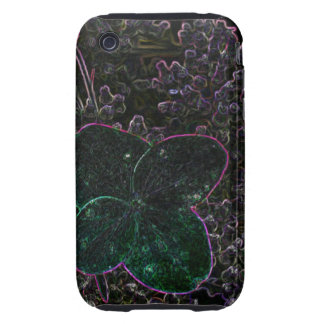 Magic Flower iPhone 3 Tough Case
