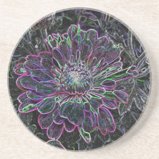 Magic Flower Coaster