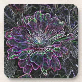 Magic Flower Drink Coasters
