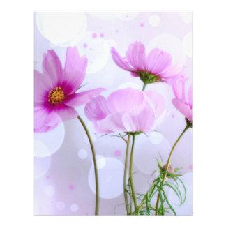 Magic Flower Flyer Design