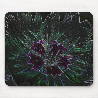 Magic Flower Mouse Pad