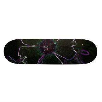 Magic Flower Skateboard Decks