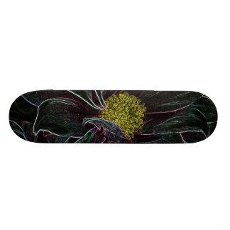 Magic Flower Skate Deck