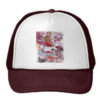 MAGIC FOLLET OF MUSHROOMS TRUCKER HAT