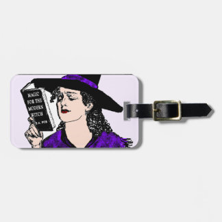Magic for the Modern Witch Luggage Tag
