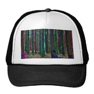 Magic Forest Mesh Hat
