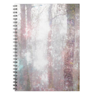 Magic forest notebook