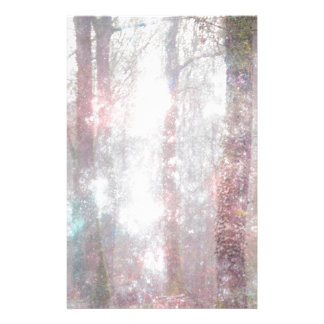 Magic forest stationery