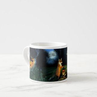 Magic Forest Wildlife Espresso Cup