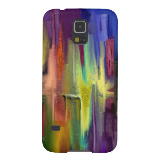 Magic Fountains of Lima Case For Galaxy S5