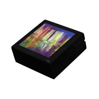 Magic Fountains of Lima Jewelry Box