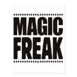 Magic Freak Postcard
